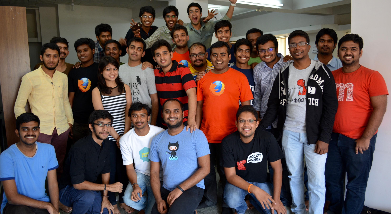 Mozilla Community Space Bangalore